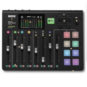 Rode RØDECaster Pro Integrated Podcast Production Console