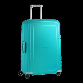 S'CURE Spinner (4 wheels) 75cm - Aqua Blue