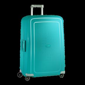 S'CURE Spinner (4 wheels) 81cm - Aqua Blue