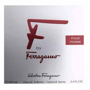 Salvatore Ferragamo - F by Ferragamo Pour Homme Edt 100ml