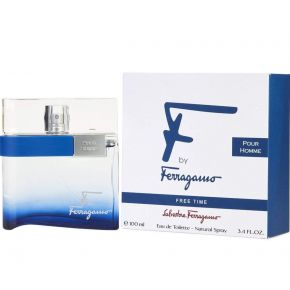 Salvatore Ferragamo F Free Time EDT 100ML