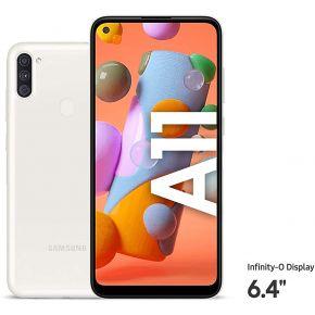 SAMSUNG A11 2/32GB Dual Sim 4G - White