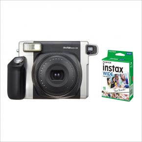 Fujifilm Instax Wide 300 Camera With 10Sheets Wide Film