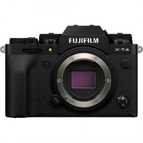 Fujifilm X-T4 Mirrorless Camera Body Only (Black)