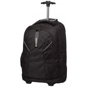 XENO Trolley Backpack 01 - Black