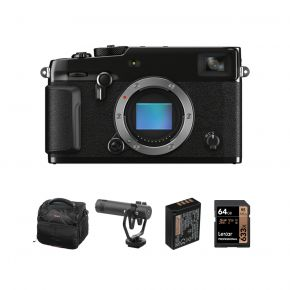 Fujifilm X-Pro3 Digital Mirrorless Camera Body Only With Accessories Kit