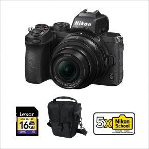 Nikon Z50 Mirrorless Camera 16-50mm Kit